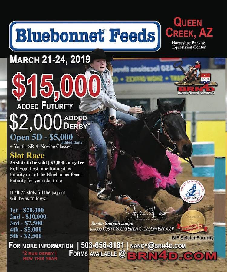 Bluebonnet Feeds 5D Flyer