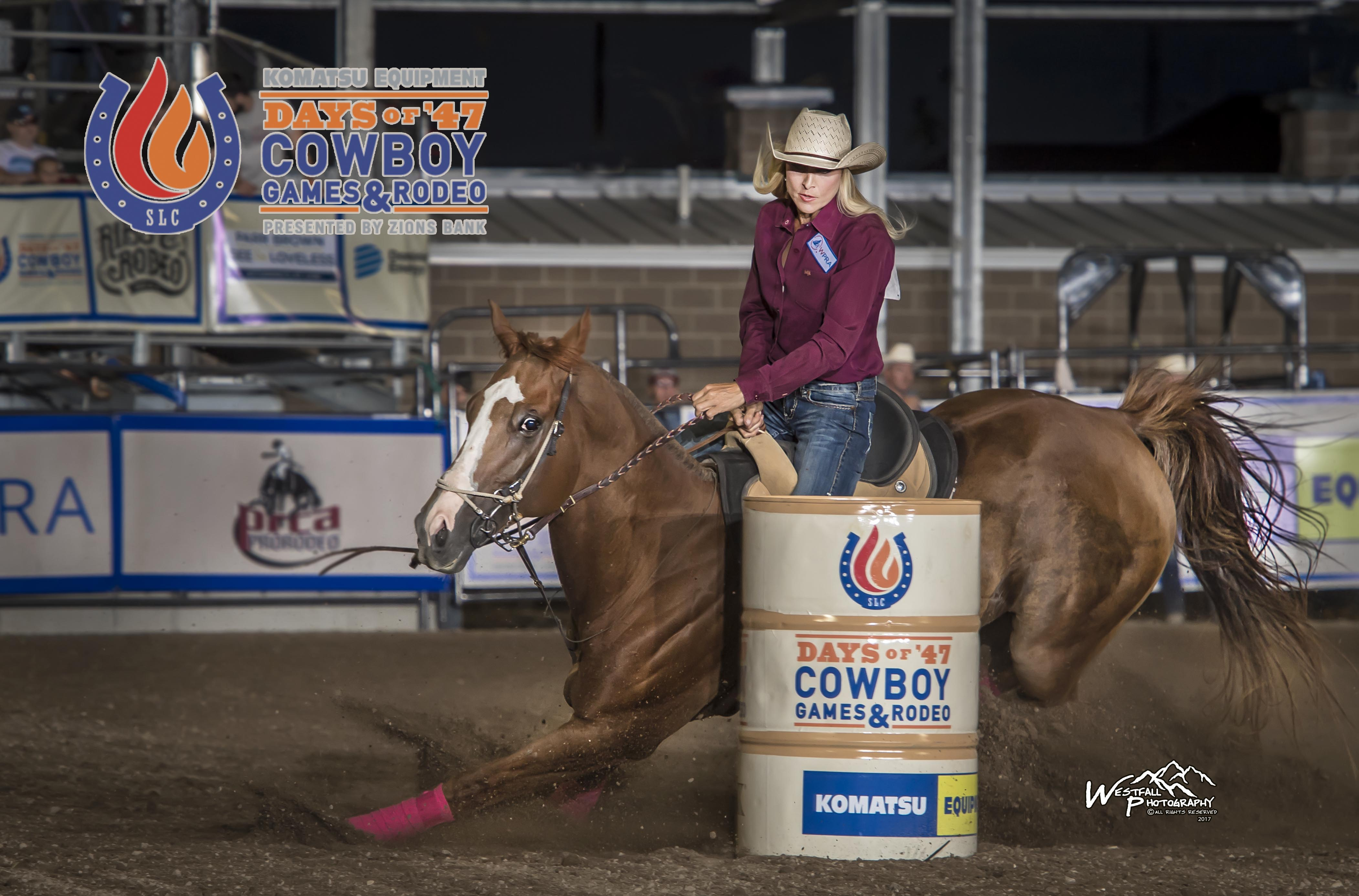 Days Of 47 Cowboy Games And Rodeo Off To A Fast Start
