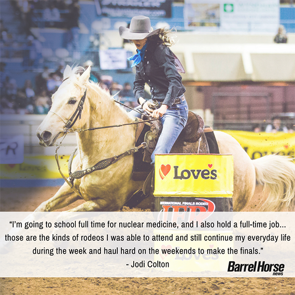Barrel Racing Quotes | Top Quotes From March 2018 Barrel Horse News