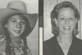 Jackie Jo Perrin then and now