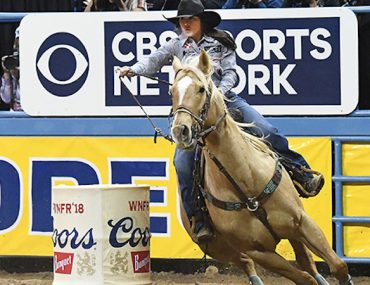 NFR Coverage Archives - Barrel Horse News