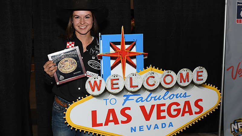 Hailey Kinsel Wins 2018 World Title, Carman Pozzobon Clinches Average, Kylie Weast Wins Round Ten