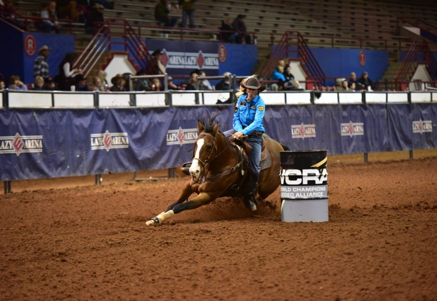 WCRA Concludes Inaugural $1 Million Major Rodeo