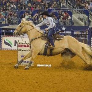 Hailey Kinsel Wins Second RFD-TV's The American Championship