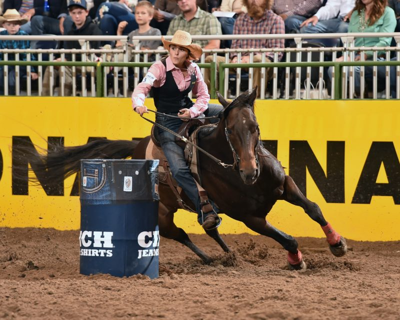 Champions Crowned at 71st College National Finals Rodeo