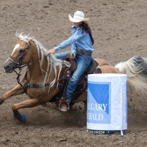Hailey Kinsel Sweeps Calgary Stampede Pool B