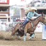 Lisa Lockhart Clinches Calgary Stampede Championship