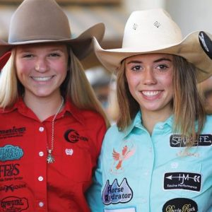 Bayleigh Choate, Ava Grayce Sanders Take Top Honors at 2019 NBHA Youth World Championships