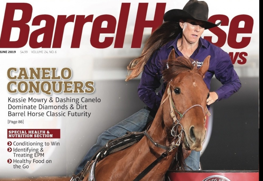 Producers Announce Retirement of Diamonds and Dirt Barrel Horse Classic