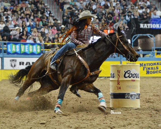 Indian National Finals Rodeo to be Televised on RIDE TV