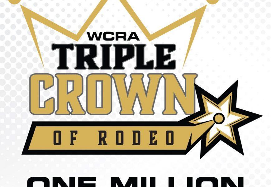 WCRA Reveals $1 Million Triple Crown of Rodeo Bonus