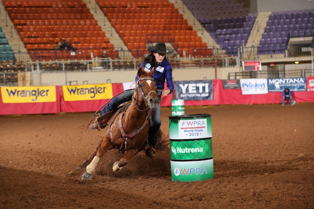 Arena Record Caps Off 2019 Wpra World Finals Barrel Horse News