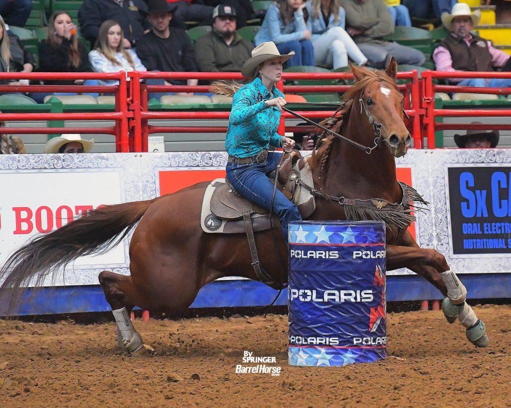 2019 Barrel Horse News Statistical Review 2d 5d Regional Reports Barrel Horse News