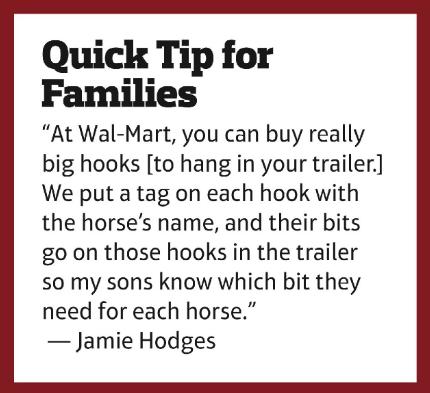 Jamie Hodges Quick Tip Box