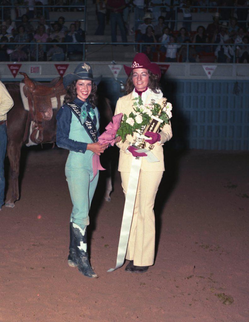 1980 rodeo queens