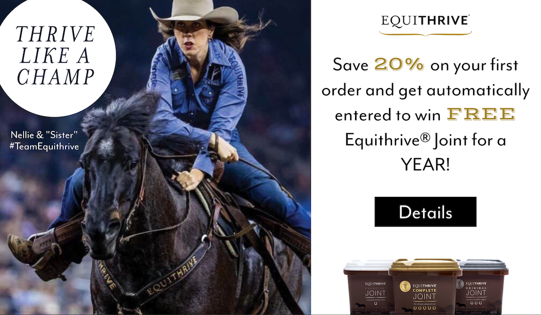 equithrive giveaway