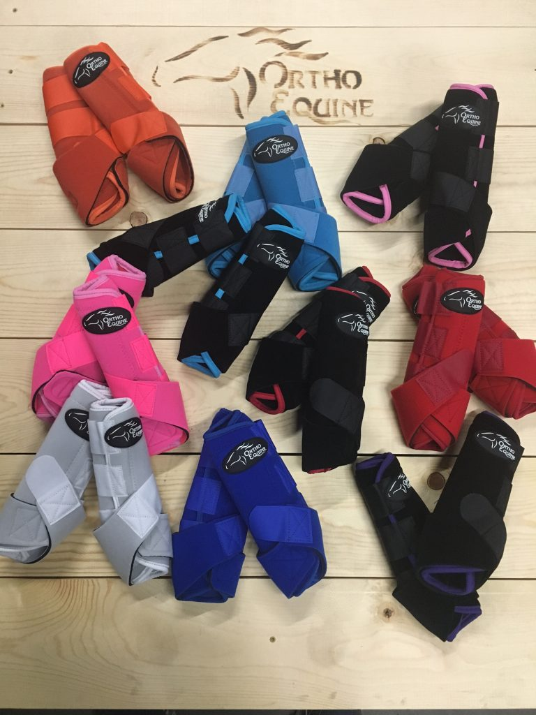 Ortho equine sports medicine boot